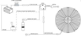spal fan wiring diagram diagram spal thermo fan wiring diagram