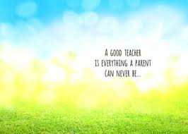 Thank You Teacher Quotes Thank You Message to a Teacher From a Parent Top List of Teacher 59