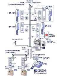 aiphone intercom wiring diagram wirdig