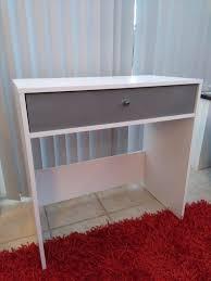 desk argos home gloss front compact laptop desk white retails at 44 99