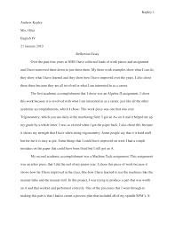 essay about music university life