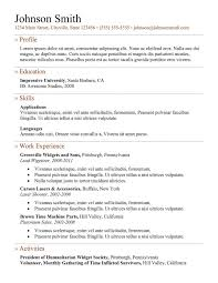 Copy And Paste Resume Resume Copy Paste Enderrealtyparkco 11