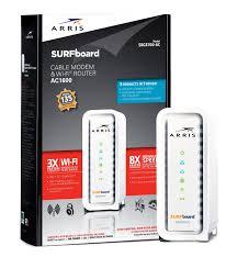 Motorola Sb6141 Lights Amazon Com Arris Surfboard Sb6141 Docsis 3 0 Cable Modem