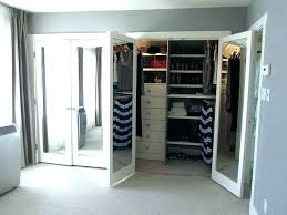 Mirrored French Closet Doors Mirrored Closet Doors Exciting French