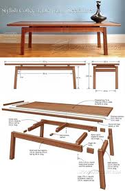 Image Garden Bench Coffee Table Plans Furniture Plans And Projects Woodarchivistcom Pinterest Coffee Table Plans Furniture Plans And Projects Woodarchivist