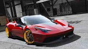 Ferrari Misha Design Ferrari 458 Italia Misha Design