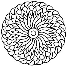 Small Picture Easy Geometric Coloring Pages Pdf nebulosabarcom