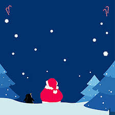 christmas calendar background. Continental Christmas Calendar Cartoon Background Material With Pngtree