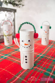 11 Toilet Paper Roll Thanksgiving Crafts Ideas For KidsToilet Paper Roll Crafts For Christmas