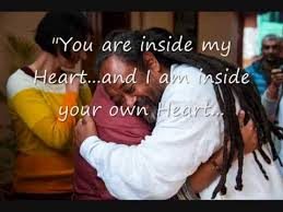 Mooji Quotes Gorgeous Mooji Quotes You Are Inside My Heart And I Am Inside Yours Mooji