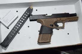 Ghost guns' becoming more common across New York