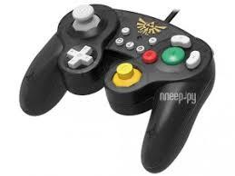 Купить <b>Геймпад Hori Zelda Battle</b> Pad NSW-108U для Nintendo ...