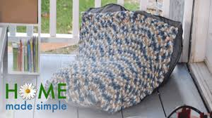 turn any old blanket into a bean bag chair home made simple oprah winfrey network you