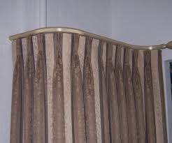 ex cell curved shower curtain rod brushed nickel inside arched encouragement shower curtain rods wayfair circle decorative metal