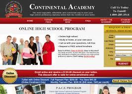 earn high school diploma online accredited distance learning  earn high school diploma online accredited distance learning adult home study high school education program continental academy auto s training