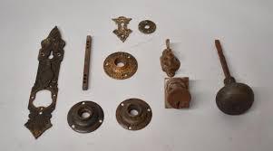 antique door hardware. Misc-Antique-Eastlake-Door-Hardware-Knob-Backplate-Widow- Antique Door Hardware ,