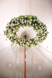 best hanging flowers images on marriage flower model 61