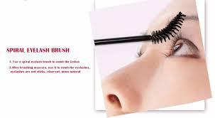 how to use an eyelash brush. 50 pcs/pack satu-off pakai eyelash brush mascara aplikator wand sisir how to use an