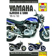 aw motorcycle parts haynes manual yam xjr  picture of haynes manual 3981 yam xjr1200 1300