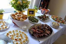 Kitchen Tea Food Leslie Sarna Party Ideas Bridal Showers