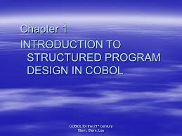 Cobol Structure Chart Structured Cobol Programming 8th Edition