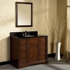 Valore Princeton 42 in. Single Vanity with Mirror