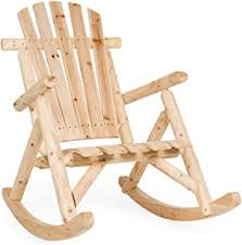 Wood - Adirondack Chairs / Chairs: Patio, Lawn ... - Amazon.com