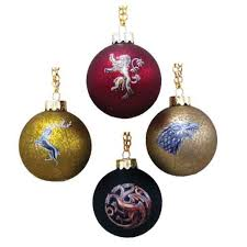 Game Of Thrones Stark House Crest Wooden Plaque Game of Thrones House Crest Decal Ball Ornament Set Kurt S 87