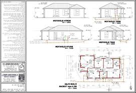 small 3 bedroom house plans in south africa plan