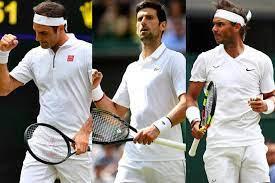 Roger Federer ...