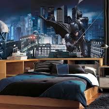 Batman Bedroom Decor Model