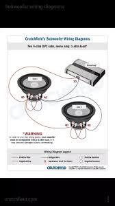 wiring amp mono 2ohm wiring diagram mega wiring amp mono 2ohm wiring diagram info re wiring two 2ohm dvc subs to mono amp