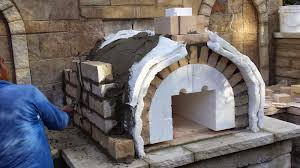 checkmark landscaping wood fired brick pizza oven texas cool making a pizza oven backyard