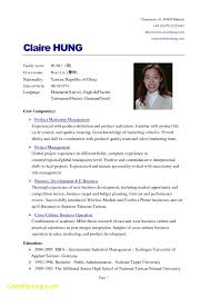 Professional Resume Format Download Doc Inspirational English ...