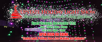 Christmas Lights Easley Fairgrounds Upstate Holiday Light Show Greenville Pickens Speedway