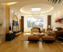 ... Modern ceiling decoration design, Round Modern Sky New Wood Marble Rack  Table Sofa Chair Tv ...