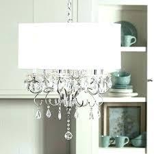 mini lamp shades for chandelier rectangular drum shade chandelier