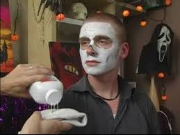 skull makeup how to use baby powder for skull makeup you