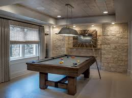 gameroom lighting.  lighting wonderful game room ideas ideas with pool table and  stone wall design throughout gameroom lighting