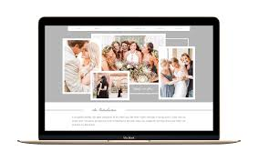 Photography Websites Templates The Brooke Showit 24 Photographer Website Template Design 23