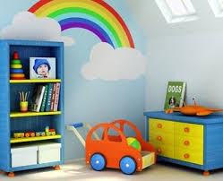 painting ideas for kids roomHow To Do Up Your Kids Room