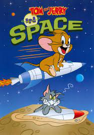 Tom and Jerry: In Space [DVD] - Best Buy