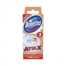 <b>Domestos Стикер для</b> очищения <b>унитаза Тропическая</b> свежесть ...