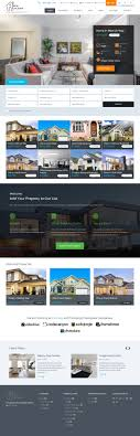 best real estate website templates responsive miracle real places real estate website templates