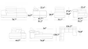 probably fantastic favorite typical sectional couch dimensions picture