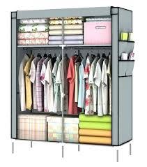 portable closet with shelf portable closet shelves portable clothes storage closet gray organizer shelf wardrobe racks