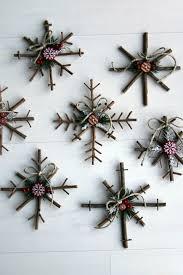 Handmade Christmas Decorations 55 Homemade Christmas Ornaments Diy Crafts  With Christmas Tree