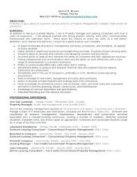 Sample Apartment Leasing Consultant Cover Letter Leasing Agent