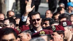 الرئيس السوري بشار الأسد يؤدّي اليمين الدستورية لولاية رابعة من سبع سنوات -  فرانس 24