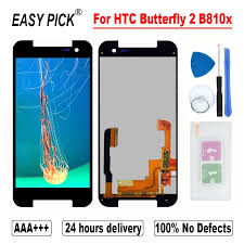 For HTC Butterfly 2 B810x LCD Display ...